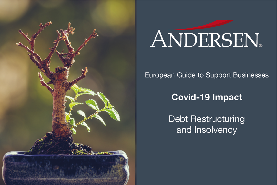 European Guide to Support Businesses: Covid-19 Impact Debt Restructuring & Insolvency